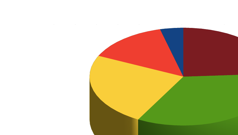 Some pie chart